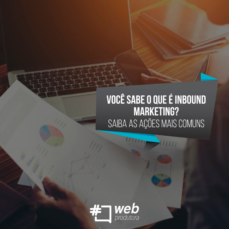 Estratégias de Inbound e Outbound marketing